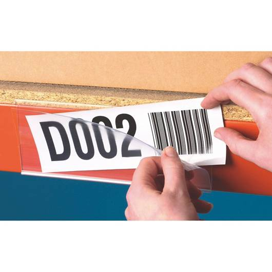 Picture of Self Adhesive Ticket Holder