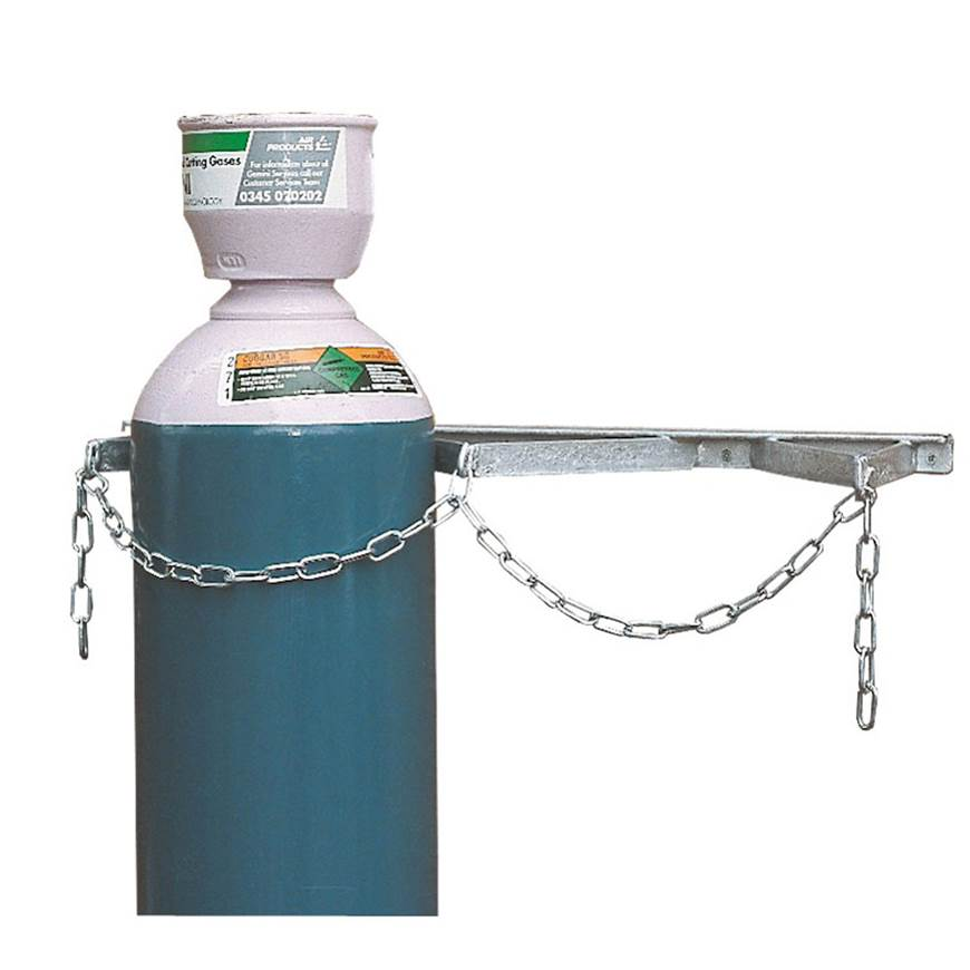 Picture of Wall Fixing Cylinder Storage Racks