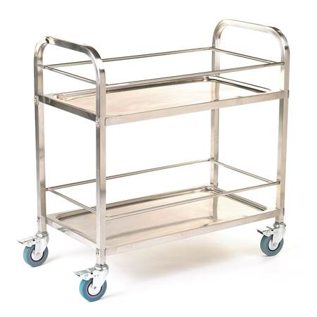 Picture for category Stainless Steel & Galvanised Trolleys