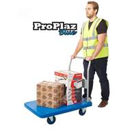 Picture of Proplaz Blue Platform Trolleys