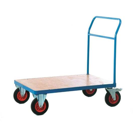 Picture of Fort Plywood Platform Trucks with Single Bar End