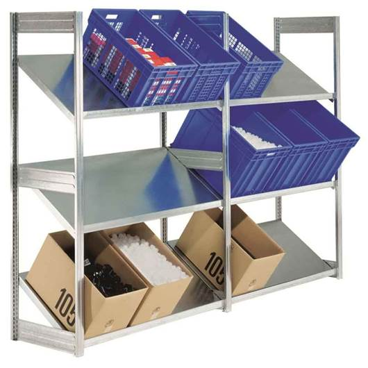 Picture of Inclined Shelving