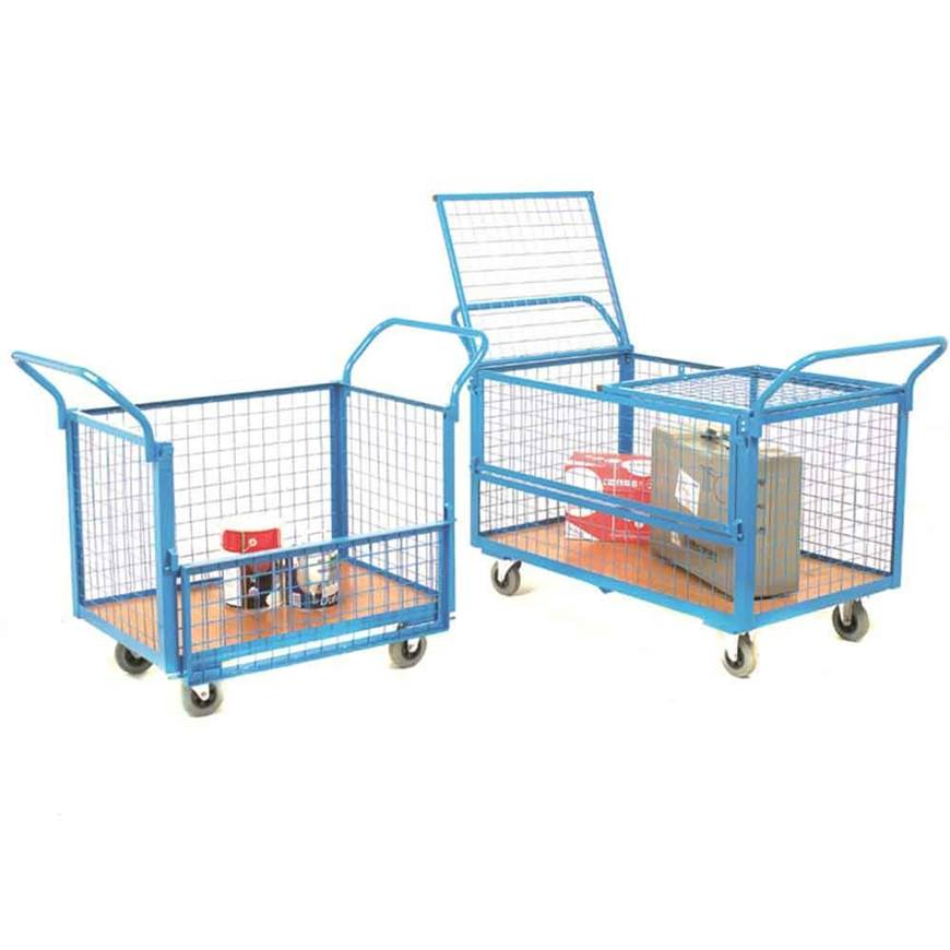 Picture of Wire Mesh Trucks
