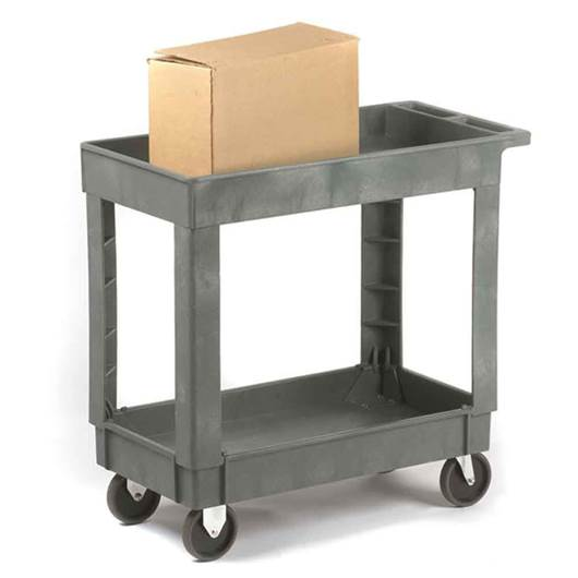 Picture of Plastic Service Trolleys