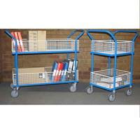 Picture of Basket Trolleys