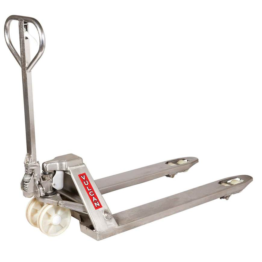 Picture of VULCAN Stainless Steel Pallet Trucks