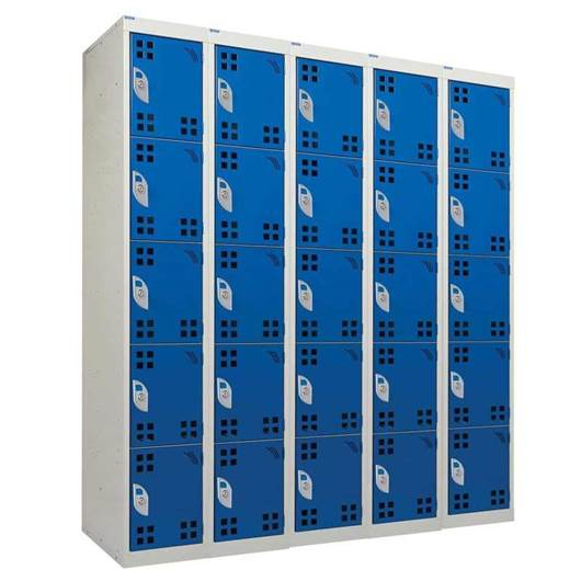 Picture of Battery Charging Lockers