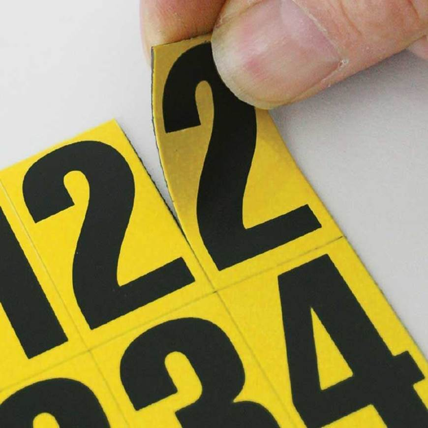 Picture of Magnetic Numbers & Letters