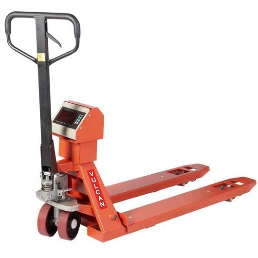 Picture of VULCAN Premium Weigh Scale Pallet Truck