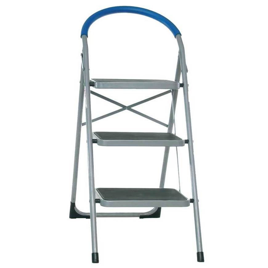 Picture of Folding Step with a Blue Foam Handle