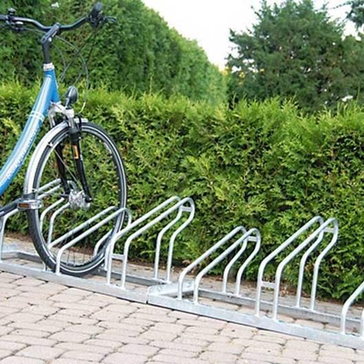 Picture of Lo-Hoop Cycle Rack