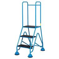 Picture of Fort Easy Glide Mobile Steps with Injected Moulded Treads
