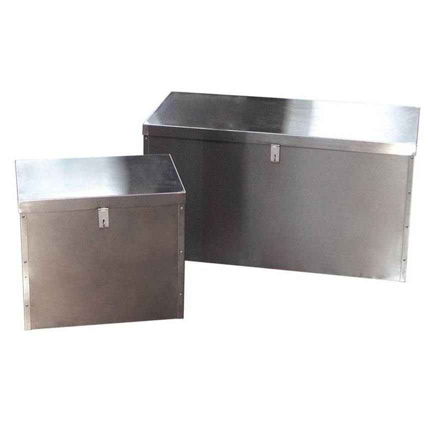 Picture of Stainless Steel Floor Chests