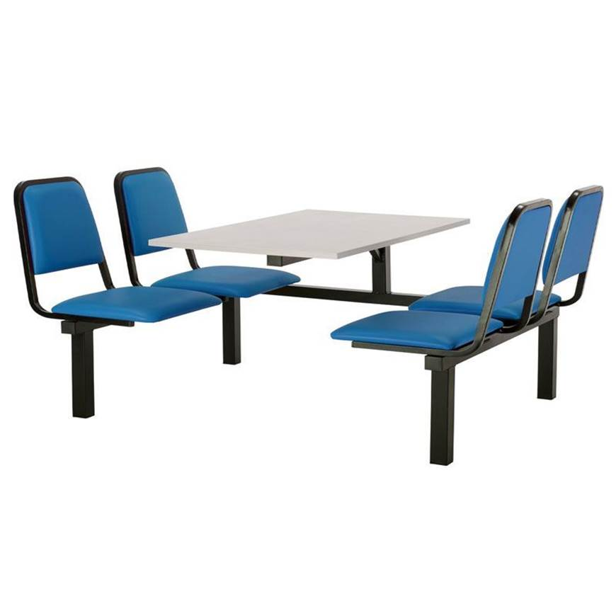 Picture of Canteen Tables with Upholstered Seats