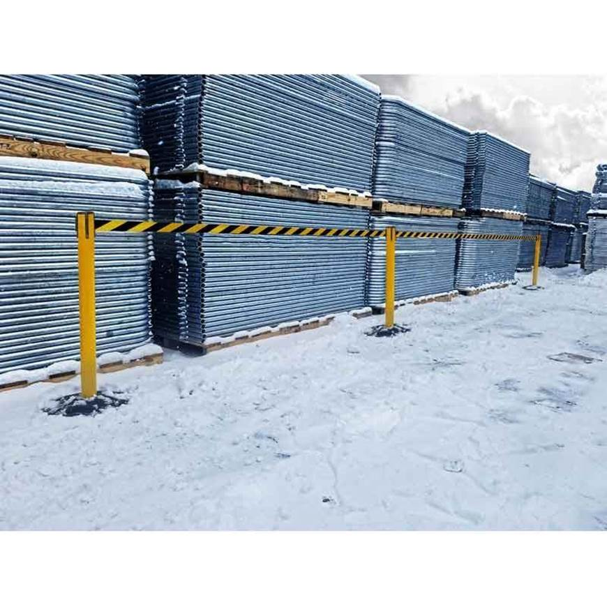 Picture of Weatherproof Barriers - Messaged Belt