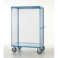 Picture of Heavy Duty Distribution Trucks with Steel Shelves