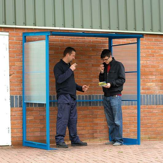 Picture of Economy Smoking Shelter