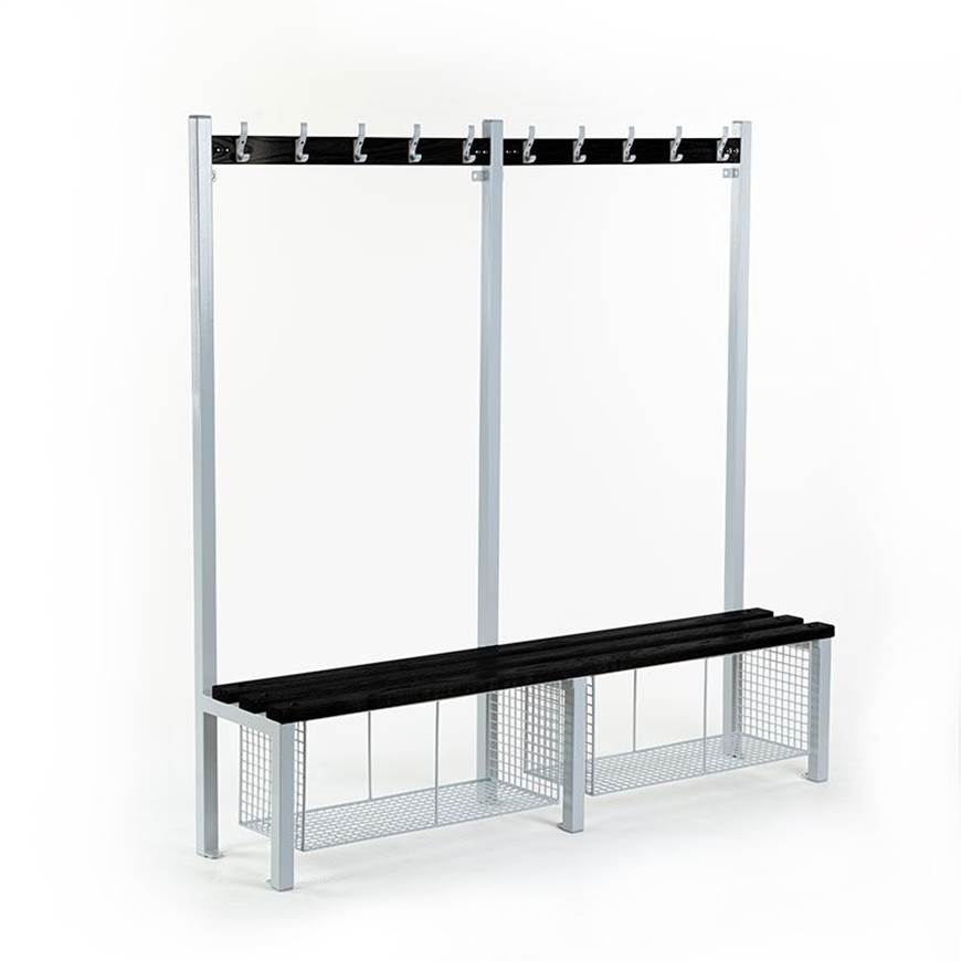 Picture of ECO Single Sided Cloakroom Units
