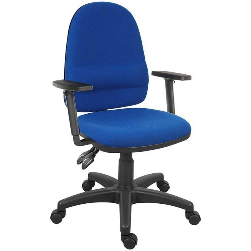 Picture of Ergo Twin Office Chair with Armrests